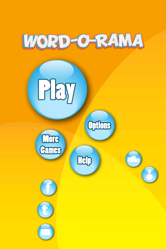 Screenshot Word-O-Rama
