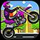 Bike Vs Flying Cop - Motor-cycle Racing in Driving Highway PRO