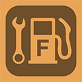 Gas Cubby FREE - Fuel Economy & Service Log